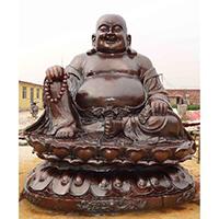 XFGS769-弥勒菩萨铜雕塑像报价