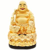 XFGS771-弥勒菩萨铜雕塑像制作