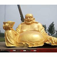 XFGS772-弥勒菩萨铜雕塑像哪家好
