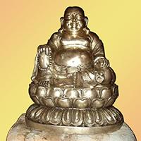 XFGS773-弥勒菩萨铜雕塑像哪里有