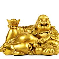 XFGS774-弥勒菩萨铜雕塑像多少钱