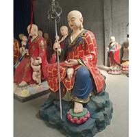 XFGS792-菩萨铜雕塑像_铜雕观音像生产厂家