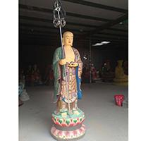 XFGS796-菩萨铜雕塑像_铜雕观音像加工厂