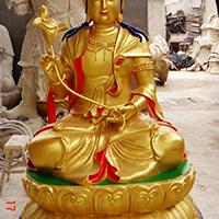 XFGS843-菩萨铜雕塑像_铜雕观音像加工