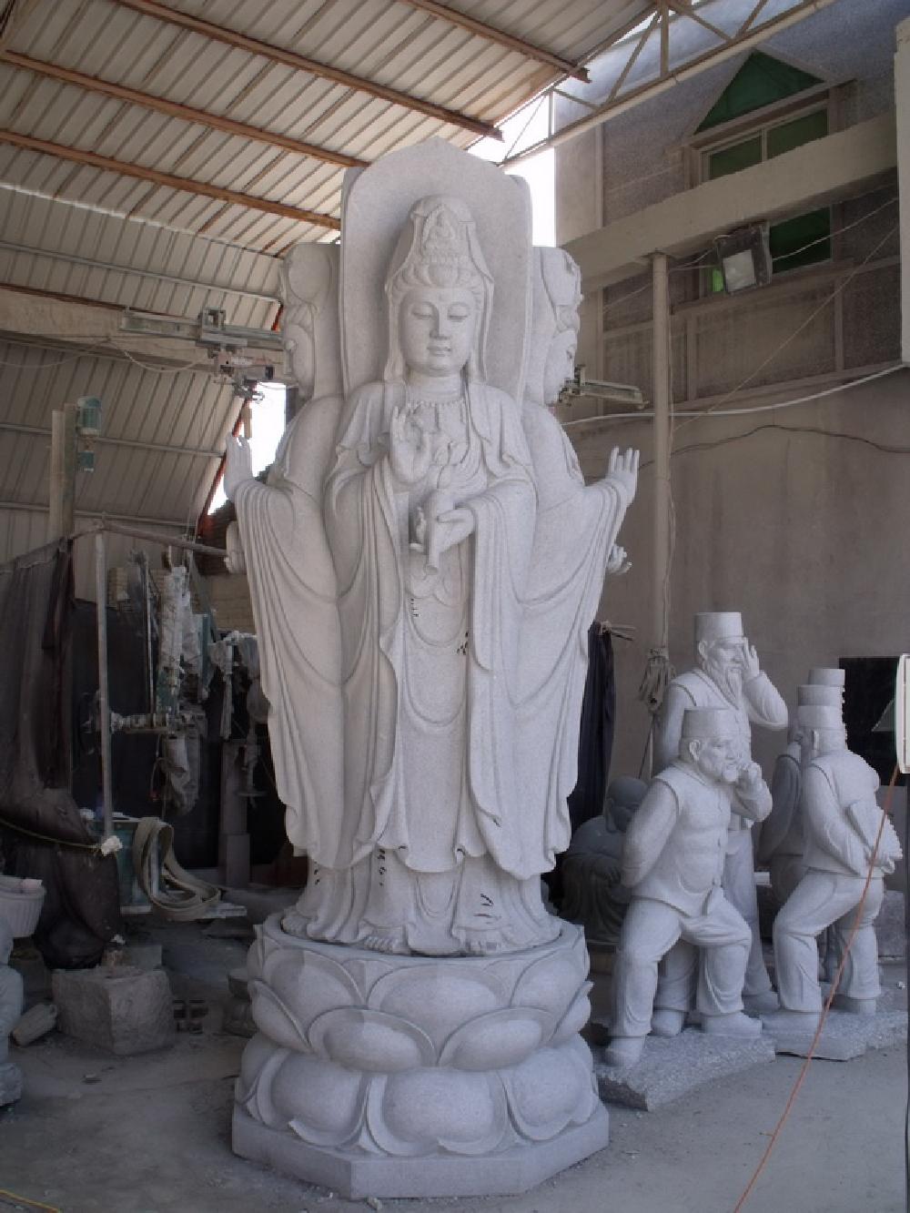 三面观音石雕塑像生产厂家,三面观音石雕塑像,三面观音石雕像,石雕菩萨像,石雕观音像,雕塑,佛像雕塑,观音像雕塑,菩萨像雕塑
