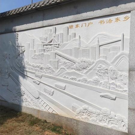 【浮雕0165】影壁墙石浮雕哪家好