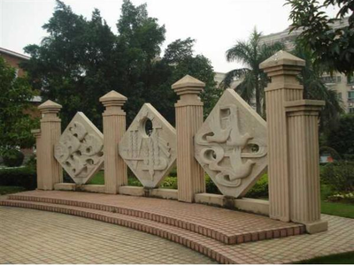 【浮雕0267】文化墙石浮雕厂
