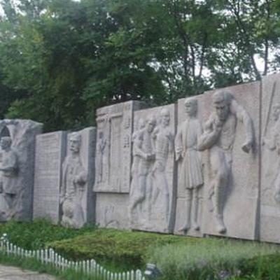 【浮雕0366】文化墙石浮雕批发