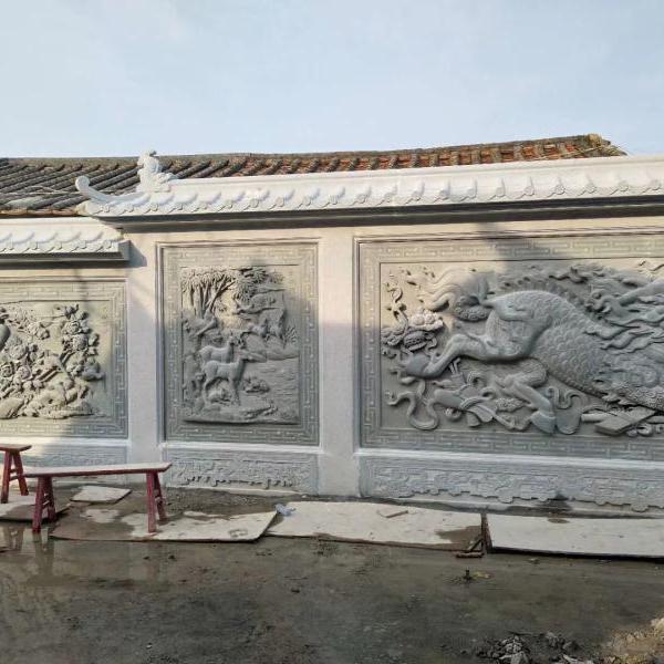 【浮雕0402】文化墙石浮雕批发