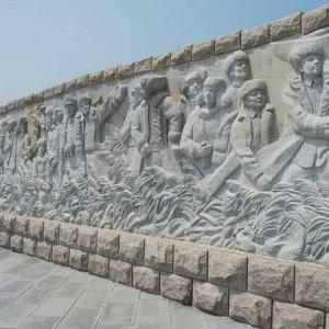 【浮雕0964】石浮雕雕刻厂