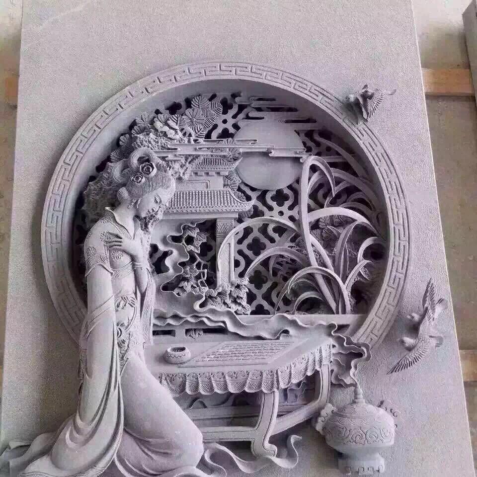 【浮雕0972】石浮雕供应