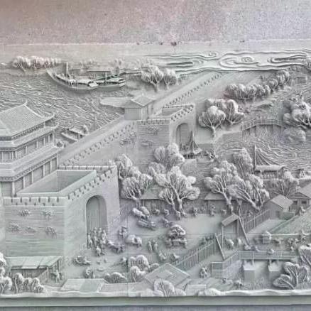 【浮雕1649】石浮雕多少钱