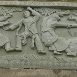【浮雕1679】石浮雕厂家