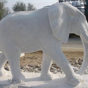 【石雕动物系列088】石雕大象哪家好