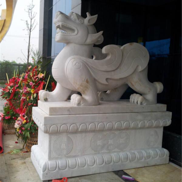 【石雕动物系列090】石雕貔貅雕刻厂