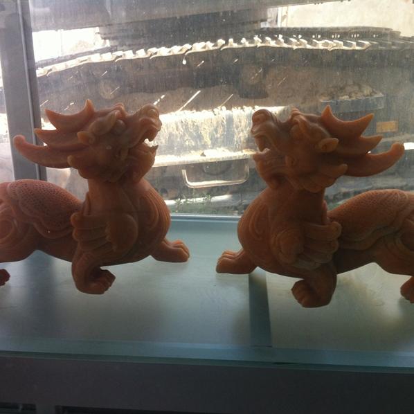 【石雕动物系列094】石雕貔貅供应