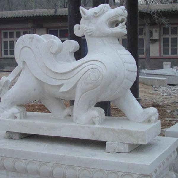 【石雕动物系列097】石雕貔貅批发