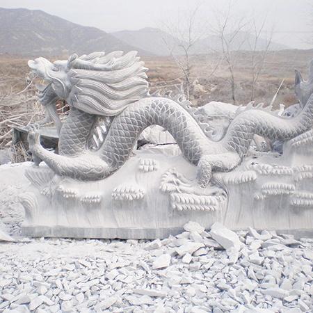 【石雕动物系列465】石雕龙雕刻厂