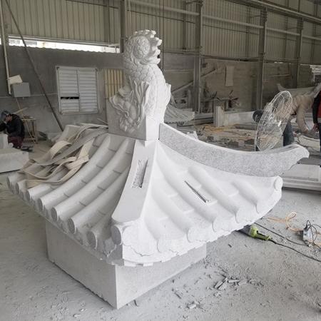 【石雕动物系列477】石雕龙雕刻厂