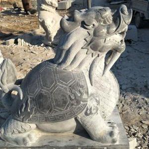 【石雕动物系列484】石雕龙龟哪家好