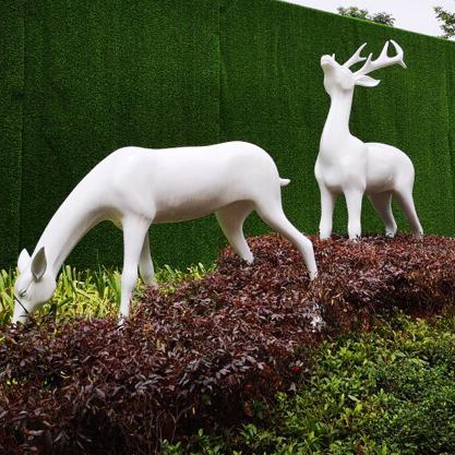 【石雕动物系列501】石雕鹿雕刻厂
