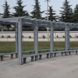 【园林景观106】石雕花架长廊定制