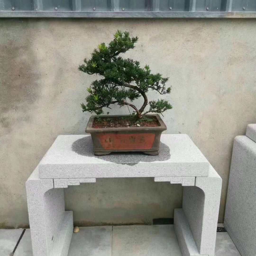 【园林景观428】石雕花盆花钵多少钱