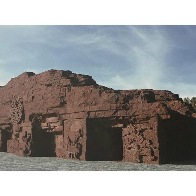 【园林景观263】景观石雕多少钱