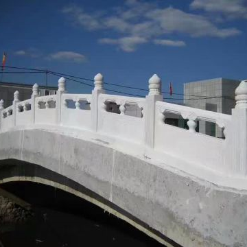 【石雕栏板栏杆系列957】汉白玉栏杆公司