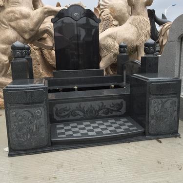 【石雕墓碑系列210】墓碑石雕