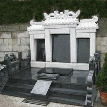 【石雕墓碑系列216】石材雕刻墓碑价格