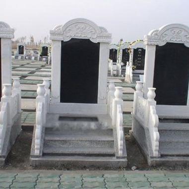 【石雕墓碑系列220】雕刻墓碑厂家