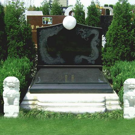 【石雕墓碑系列231】墓碑雕刻公司