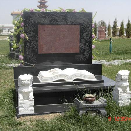 【石雕墓碑系列233】石雕墓碑