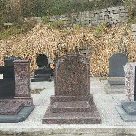 【石雕墓碑系列242】雕刻墓碑