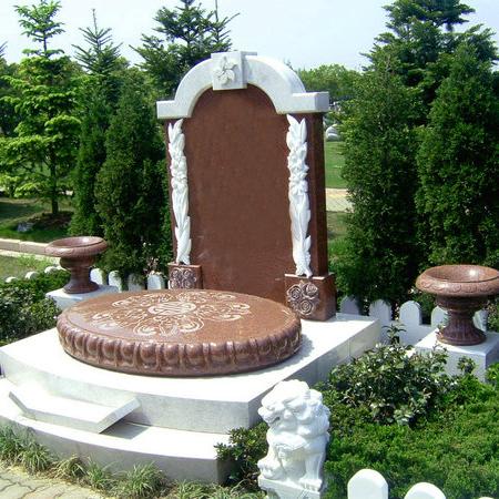 【石雕墓碑系列249】石雕墓碑价格