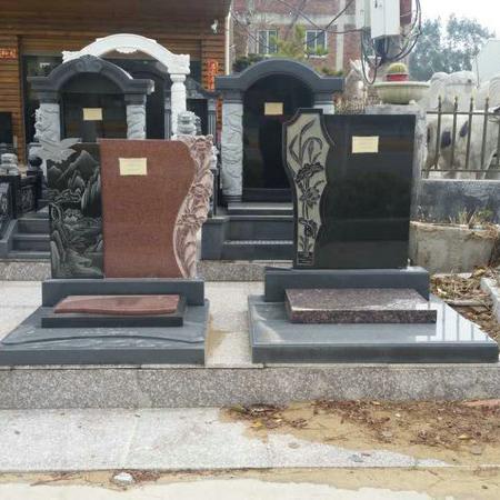 【石雕墓碑系列256】雕刻墓碑多少钱
