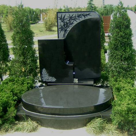 【石雕墓碑系列257】雕刻墓碑厂家