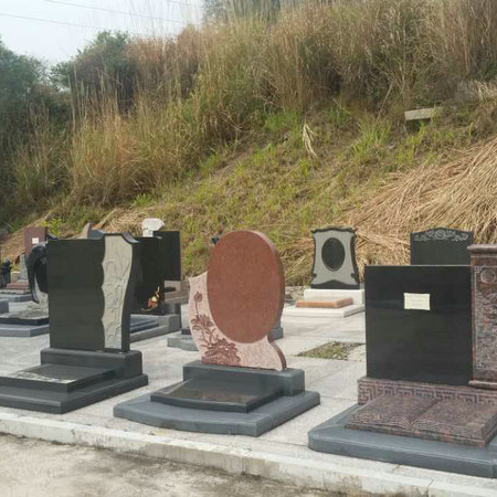 【石雕墓碑系列262】墓碑雕刻报价