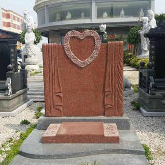 【石雕墓碑系列268】墓碑雕刻公司