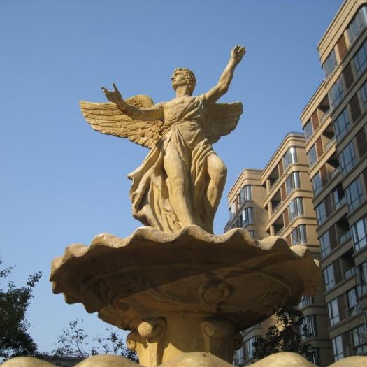 【石雕喷泉系列703】欧式石雕喷泉哪家好