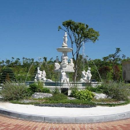 【石雕喷泉系列705】欧式石雕喷泉报价
