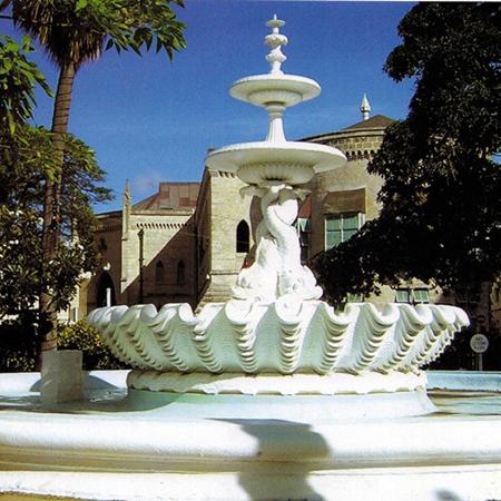【石雕喷泉系列712】欧式石雕喷泉公司