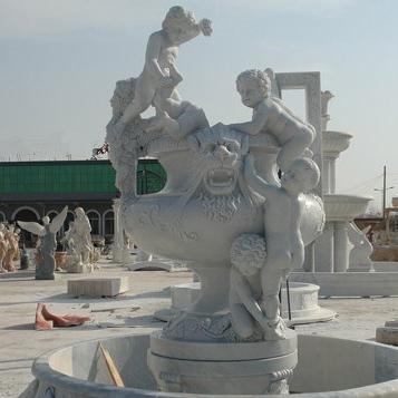 【石雕喷泉系列715】欧式石雕喷泉哪家好