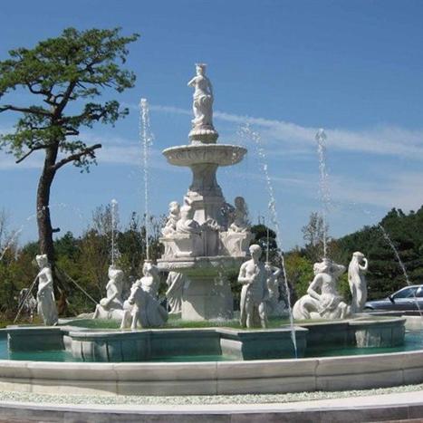【石雕喷泉系列751】欧式石雕喷泉哪家好