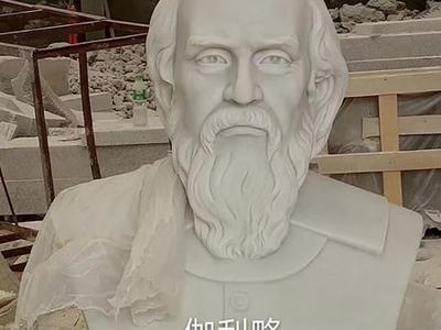 【石雕人物系列0569】西方人物石雕像厂家