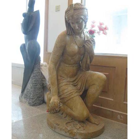 【人物雕塑1084】西方人物石雕像公司