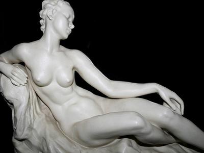 【人物雕塑1085】西方人物石雕像厂