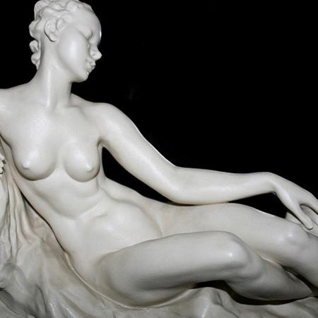 【人物雕塑1085】西方人物石雕像厂家