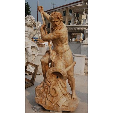 【人物雕塑1088】西方人物石雕像供应